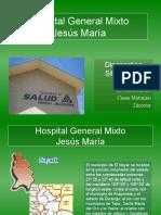 Diagnostico situacional Hospital Mixto