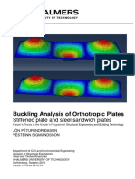 buckling analysis orthropic