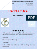 MINICURSO UROCULTURA Jornada Farmácia 2016.ppt