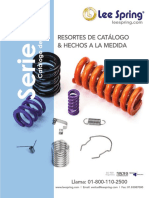 Catalogo DE RESORTES