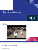 ethiopian dance and culture