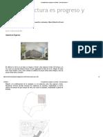 _La Arquitectura Es Progreso y Evolución