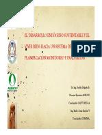 DES - Monitorieo y Evaluacion Desde El DES Para El VIVIR BIEN