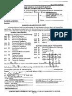 Jesse Jackson Jr. divorce documents