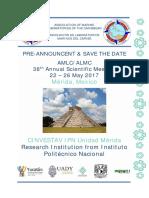 AMLC Sci Meeting 2017 Announcement