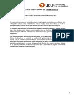Seminario Bibliográfico Cbi319 - s.pneumoniae