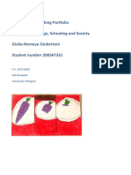 ECS 100 - Professional Teaching Portfolio