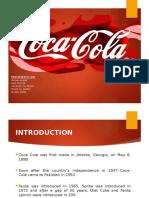 Coca Cola SM