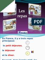 29903 Les Repas en France