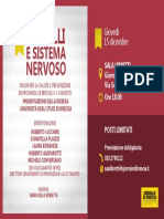 Griornale di Brescia Sala Libretti - Metalli e Sistema Nervoso