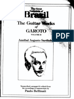 The Guitar Works of Garoto Vol. 2