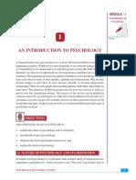 NIOS Sec Psychology