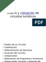 Diseño y Cotización de Circuitos Turísticos