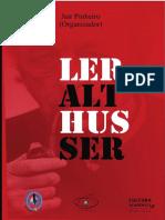 Ler Althusser eBook