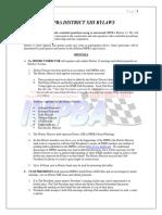 d13 bylaws  revised dec 2016