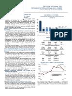 Informe Semanal Del Mercado Del Cobre