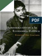 Ernesto Che Guevara, Apuntes críticos a la economía política (1965-1966) OCRed