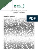 Relazione Paolo Santini