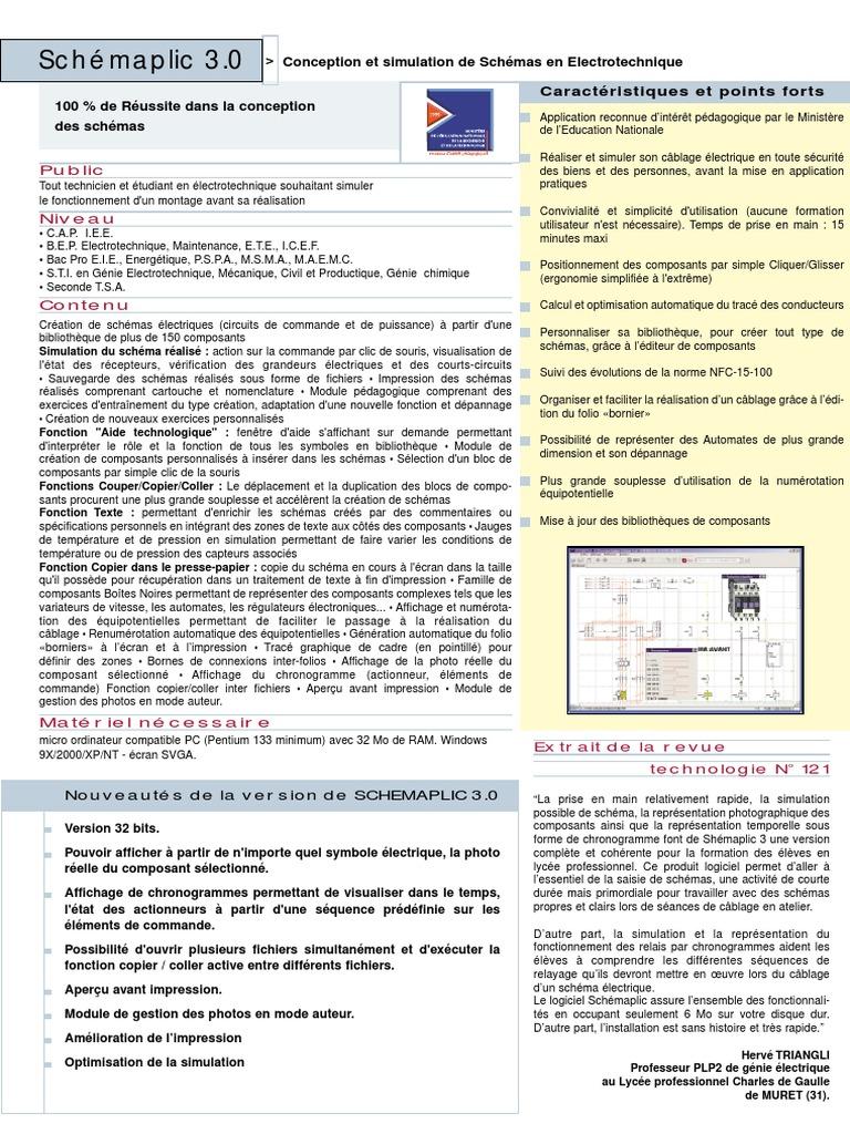 GRATUITEMENT 3.0 TÉLÉCHARGER SCHÉMAPLIC CRACK