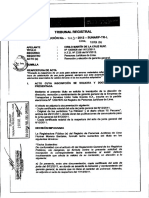 Tribunal Resol 223 2012 TR L
