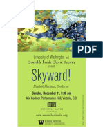 EL Skyward! Programme Dec 2016
