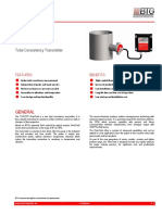 TCR-2511 Product Datasheet En