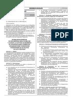 Decreto Legislativo N° 1180