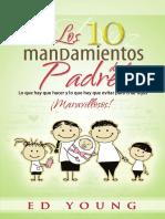 10 Mandamientos Para Padres - Ed Young