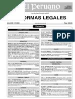 DS 013-2006-SA - Reglamento Establecimientos Salud y Servicios Medicos de Apoyo