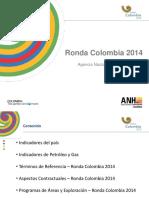 Ronda Colombia 2014 - Terminos de Referencia y Aspectos Tecnicos (Espanol)