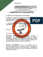 actividad 4Organizacion empresarial