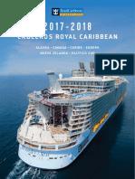 Cruceros Royal Caribbean 2017-2018 Perú