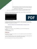 Eliminar GRUB y Reparar Arranque de Windows 7