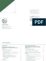 Normativa Para Instituciones Educativas lineamiento Sedes Cap 3
