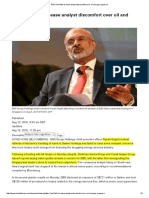 DBS CEO Fails to Ease Analyst Discomfort Over Oil & Gas Exposure Aug 2016 - ST