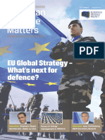 European Defence Matters 11 2016