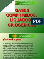 Gases Comprimidos y Licuados