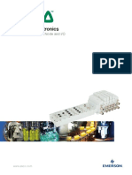 Numatics Series g3 Fieldbus Electronics Catalog