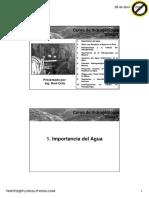 Clase 1 - Introducción e Hidrogeología en Minería (2)