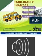 Proyecto Contabilidad y Finanzas