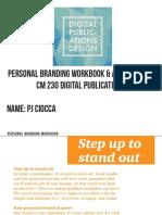 ciocca branding worksheet