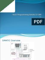 Basic Programming Simatic S7-300