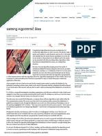 Battling Algorithmic Bias _ October 2016 _ Communications of the ACM