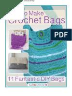 How to Make Crochet Bags 11 Fantastic DIY Bags Free eBook.pdf