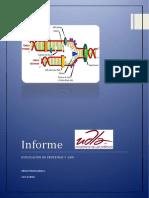 Informe de Duplicación de Proteinas y Adn