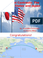 cultural contrasts- the united states and japan 22