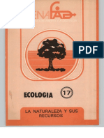 Unidad17 Ecologia Naturaleza Recursos