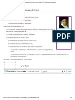 Metoda Eliminării Gauss–Jordan _ Math Wiki _ Fandom Powered by Wikia