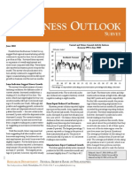 Philadelphia Fed - Business Outlook Survey, June 2010