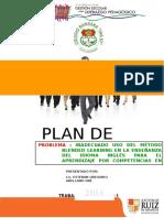 Trabajo Final Modulo 1 - Plan de Acción - Inglés